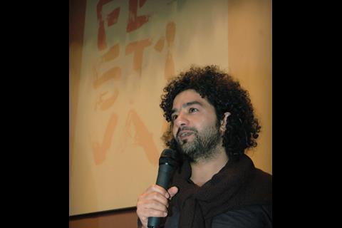 Mohamed al Daradji presenting Son of Babylon.